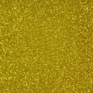 Gold - Sheet - Siser Glitter Heat Transfer Vinyl