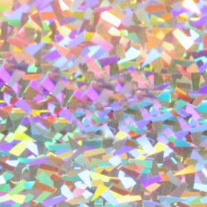 Silver Crystal - 50 Yards - Siser Holographic Heat Transfer Vinyl