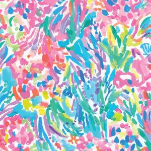 """""""Inspired By LP"""" Fan Sea Pants Patterned Vinyl"""
