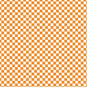Checkered #10 Patterned Vinyl