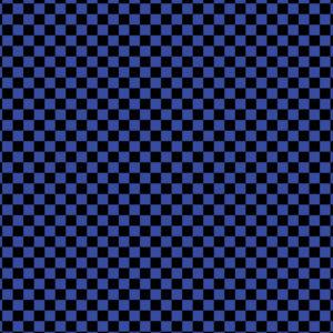 Checkered #16 Patterned Vinyl