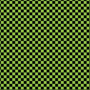 Checkered #18 Patterned Vinyl