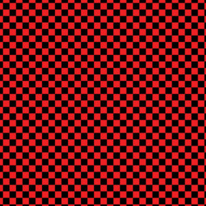 Checkered #21 Patterned Vinyl