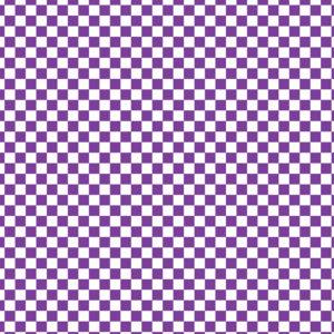 Checkered #5 Patterned Vinyl