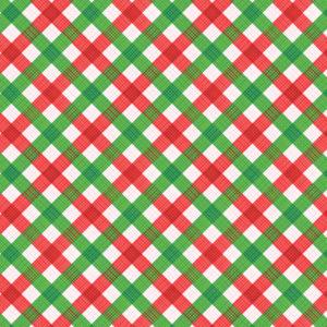 Christmas #15 Patterned Vinyl