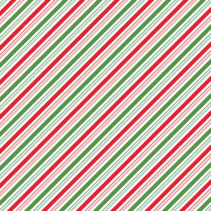 Christmas #2 Patterned Vinyl