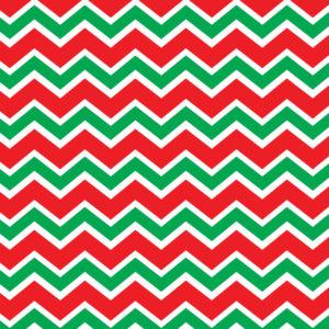 Christmas #7 Patterned Vinyl