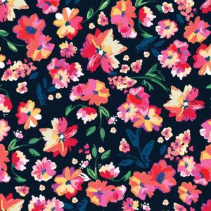 Floral #1 Patterned Vinyl