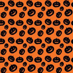 Halloween #1 Patterned Vinyl
