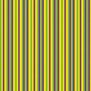 Mardi Gras #10 Patterned Vinyl