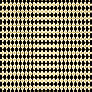 Mardi Gras #16 Patterned Vinyl
