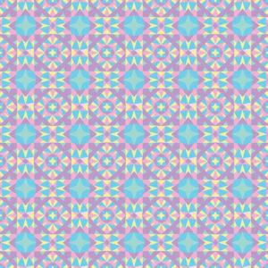 Pastels #3 Patterned Vinyl