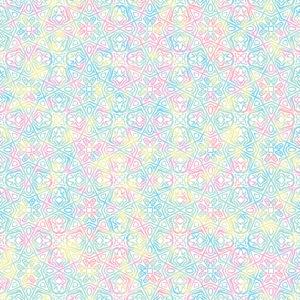 Pastels #6 Patterned Vinyl