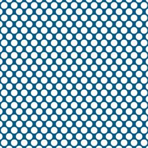 Polka Dots Large #17 Patterned Vinyl