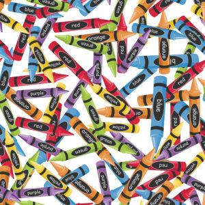 School #22 Patterned Vinyl