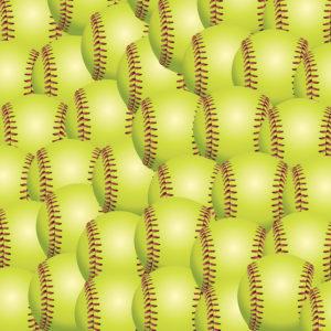 Sports #14 Patterned Vinyl