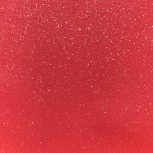 "Coral - 12""x24"" - Sheet - StyleTech Ultra Metallic Glitter Adhesive Vinyl"