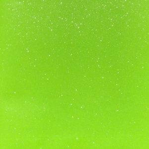"Lime-Tree Green - 12""x24"" - Sheet - StyleTech Ultra Metallic Glitter Adhesive Vinyl"