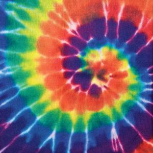 Tie Dye #1 Patterned Vinyl