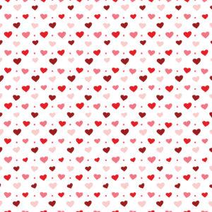 Valentines #6 Patterned Vinyl