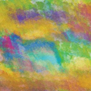 Watercolor #3 Patterned Vinyl